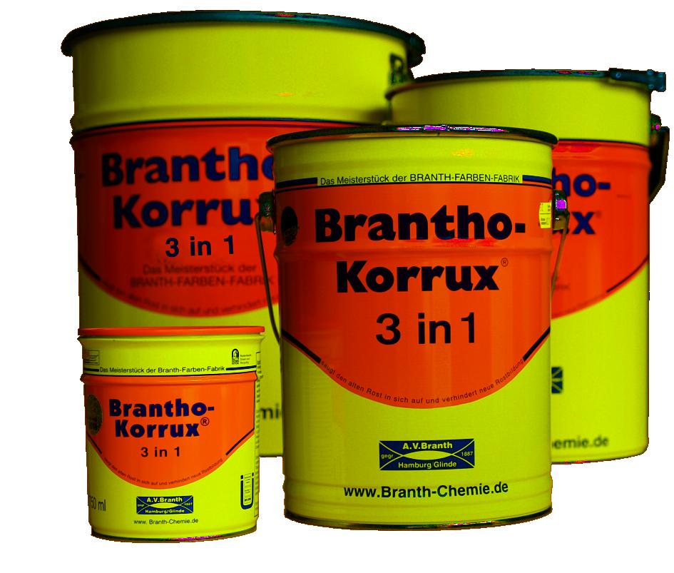 Puszki Brantho-Korrux 3w1